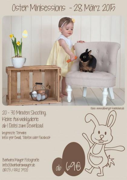 Ostern Kaninchen